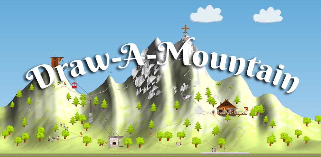 Draw-A-Mountain full screenshot